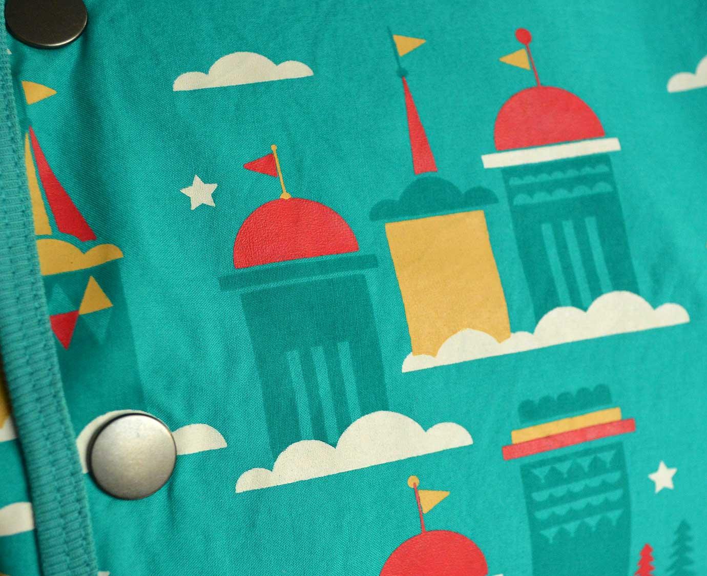 Jasje 'Castles in the sky'