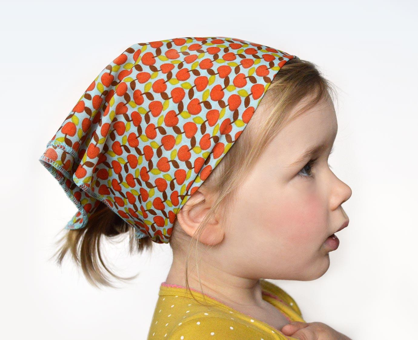 Petit scarf 'Apple'