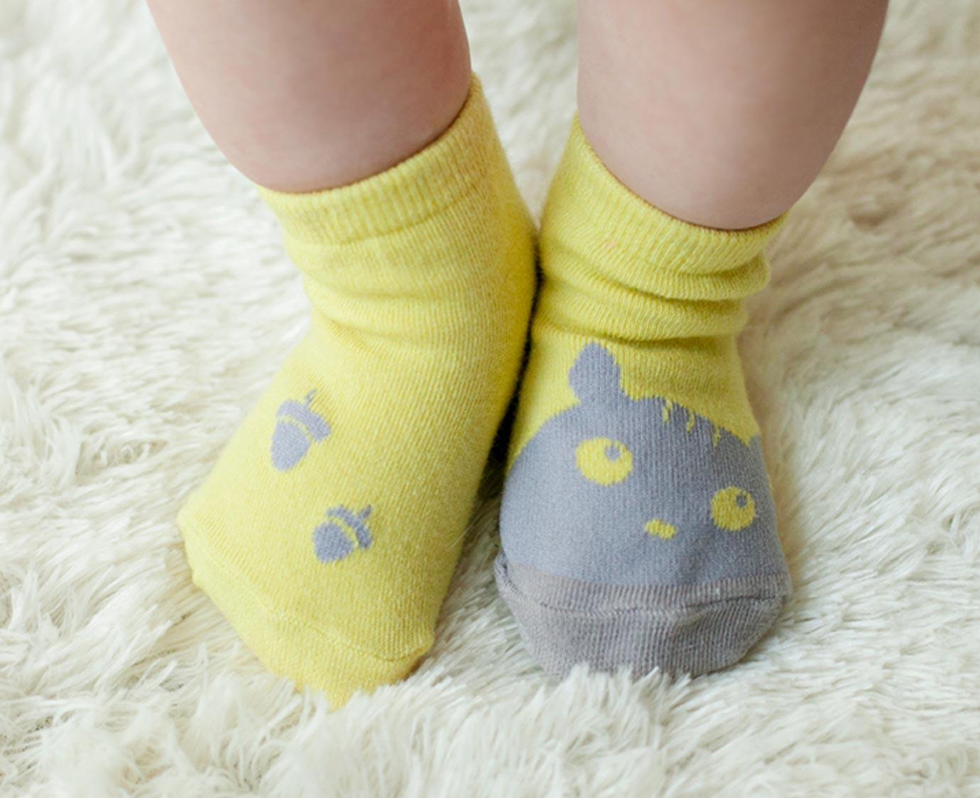 "Sokken ""Eekhoorn"""