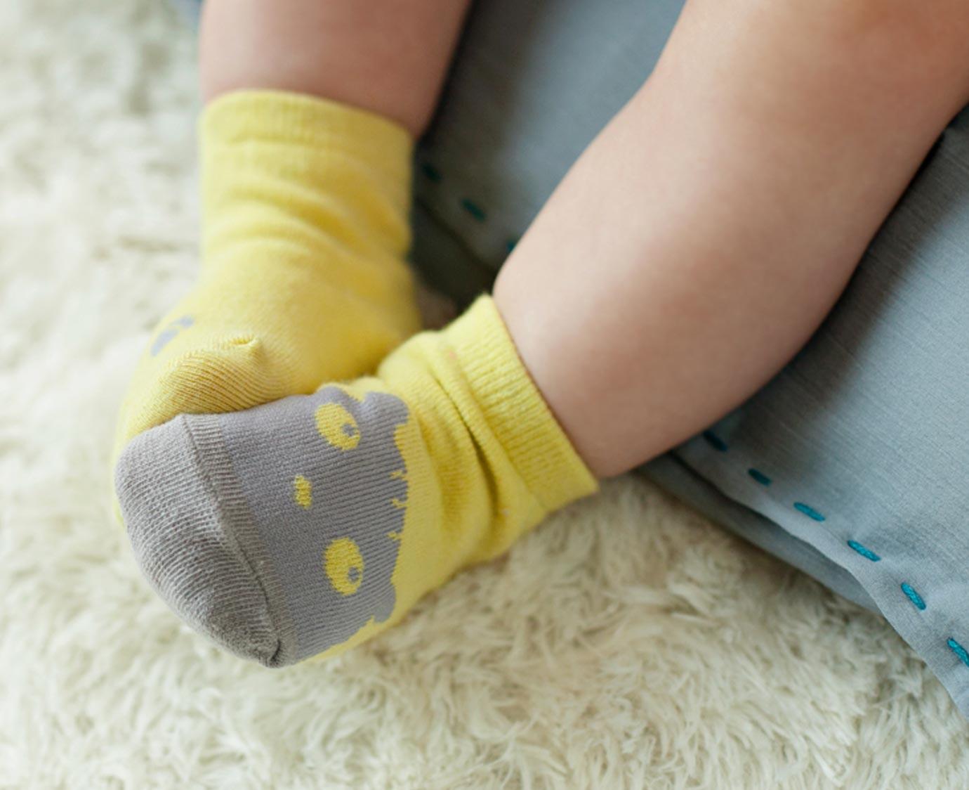 Sokken 'Eekhoorn'