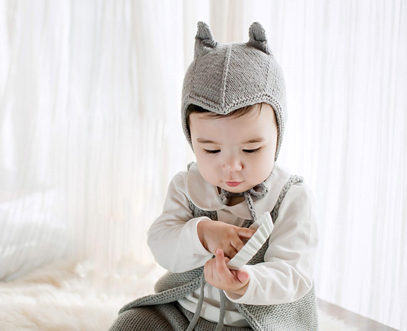 Babymuts 'Luca'