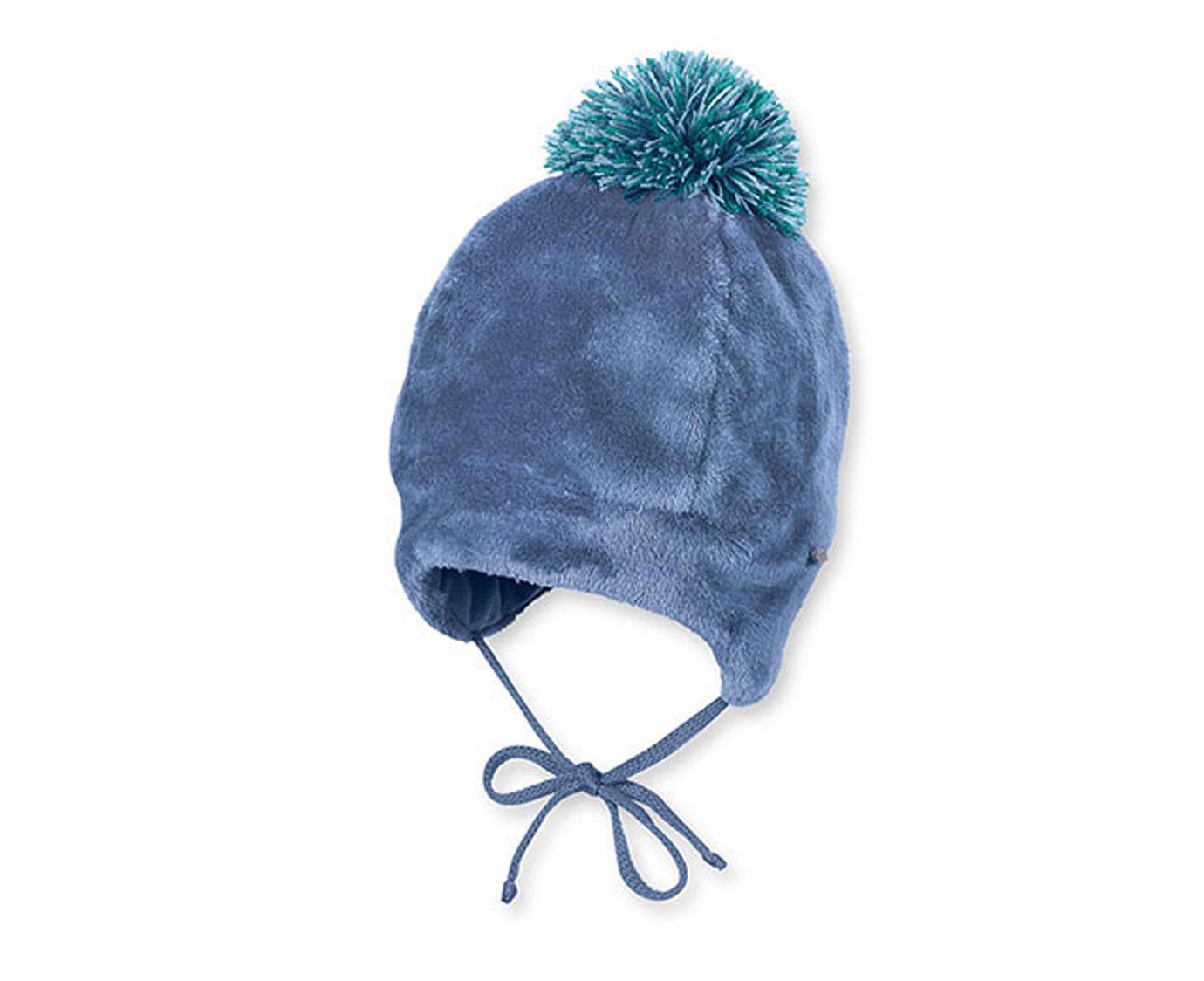 Muts 'Soft Blue' kleur