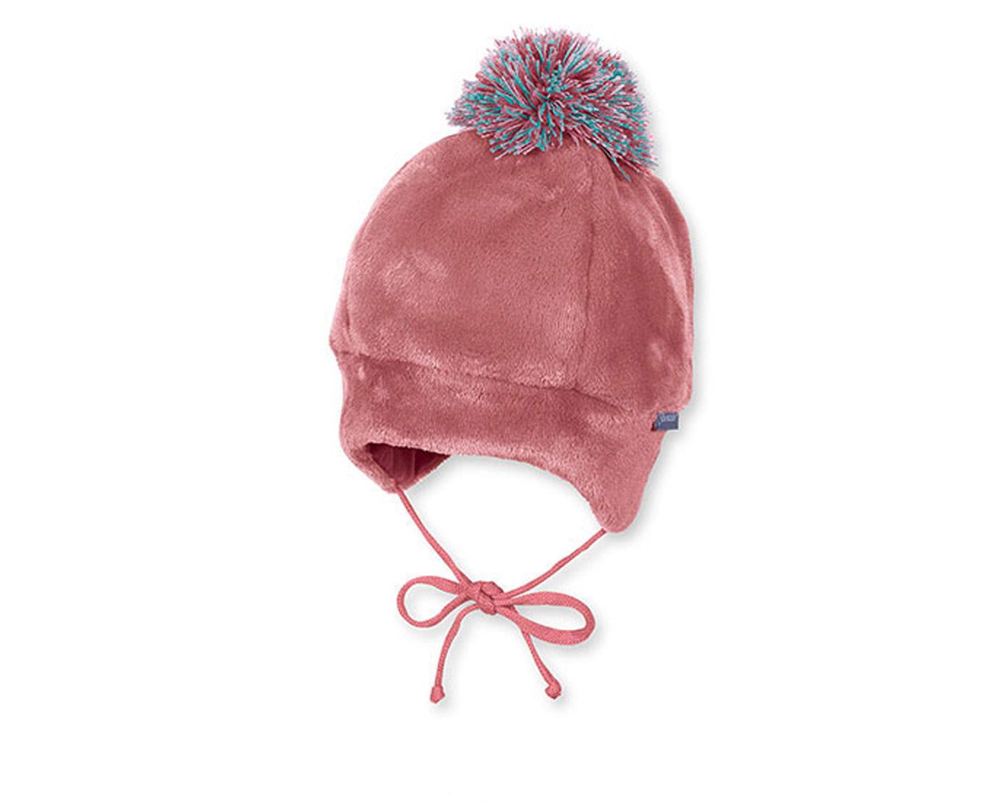 Muts 'Soft Pink' kleur
