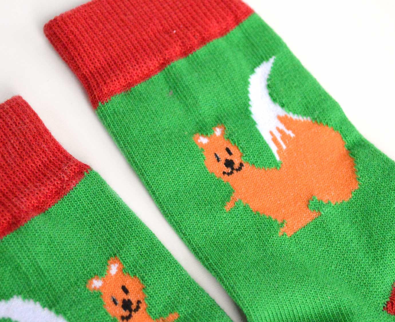 Set sokken 'Squirrel'