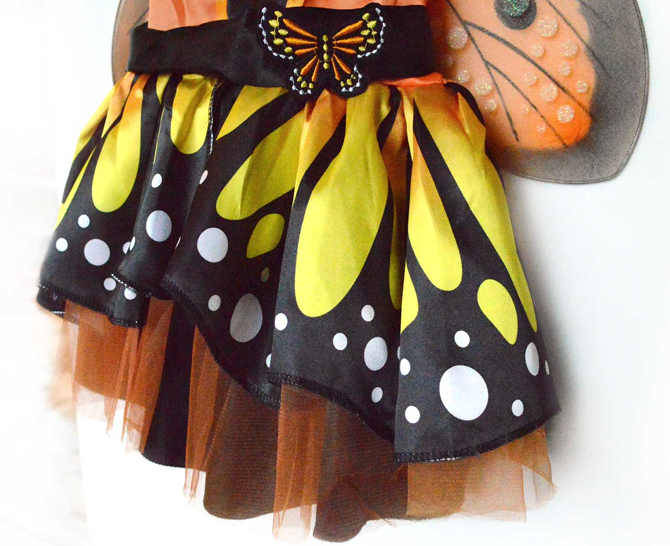 Kostuum 'Vlinder feetje'