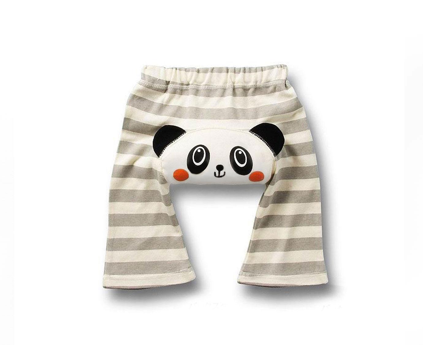 """Zomerbroekje """"Panda"""""""