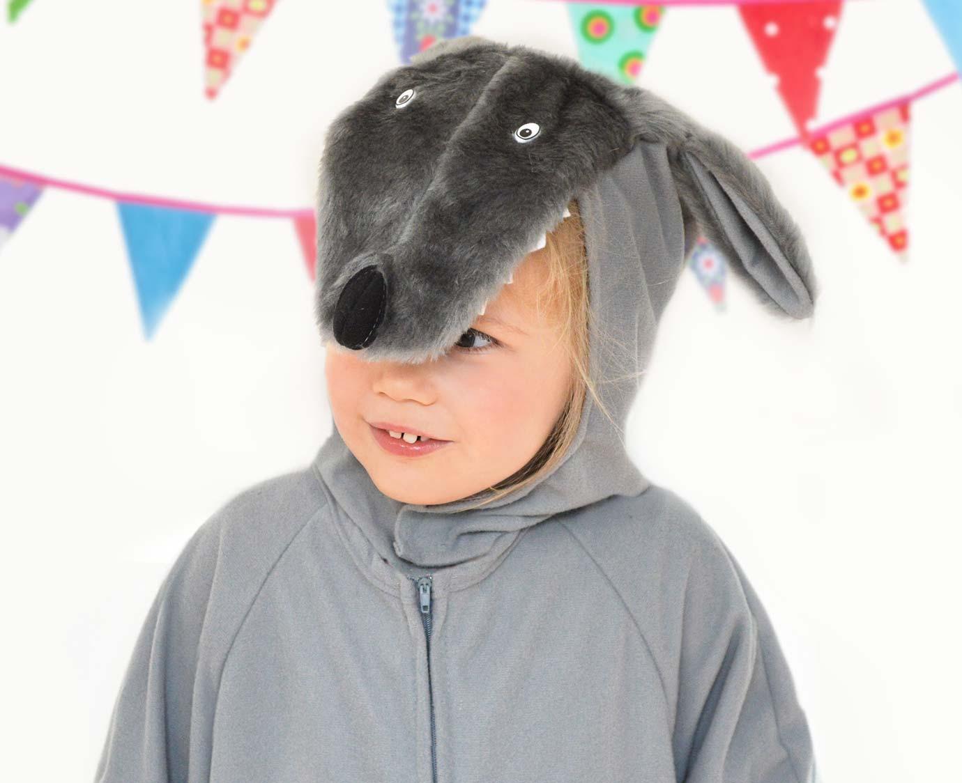 Kostuum 'Wolf'