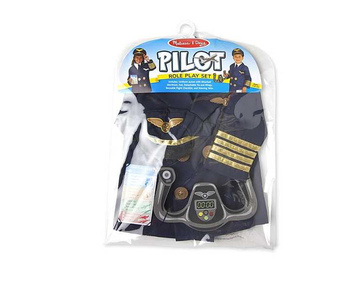 Verkleedkostuum 'Piloot'