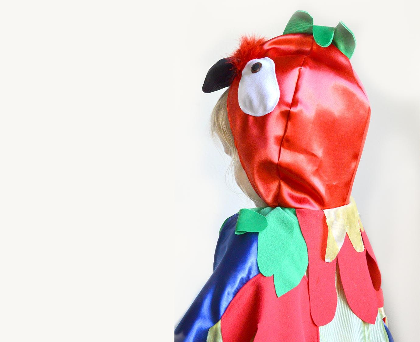 Poncho 'Papegaai'