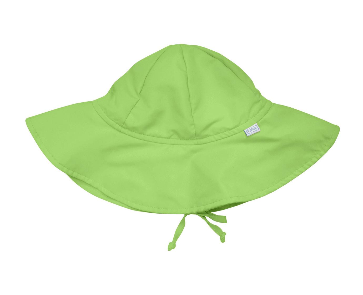 """Zonnehoed """"Green"""" kleur"""