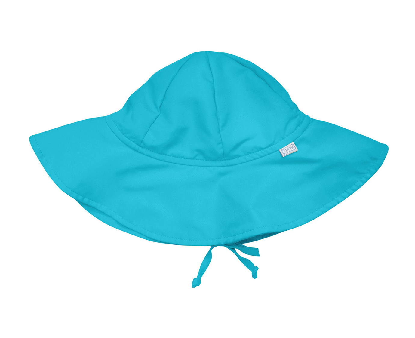 Zomerhoedje 'Aqua' kleur