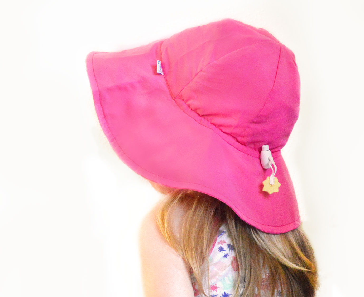 "Zonnehoedje ""Pink"""