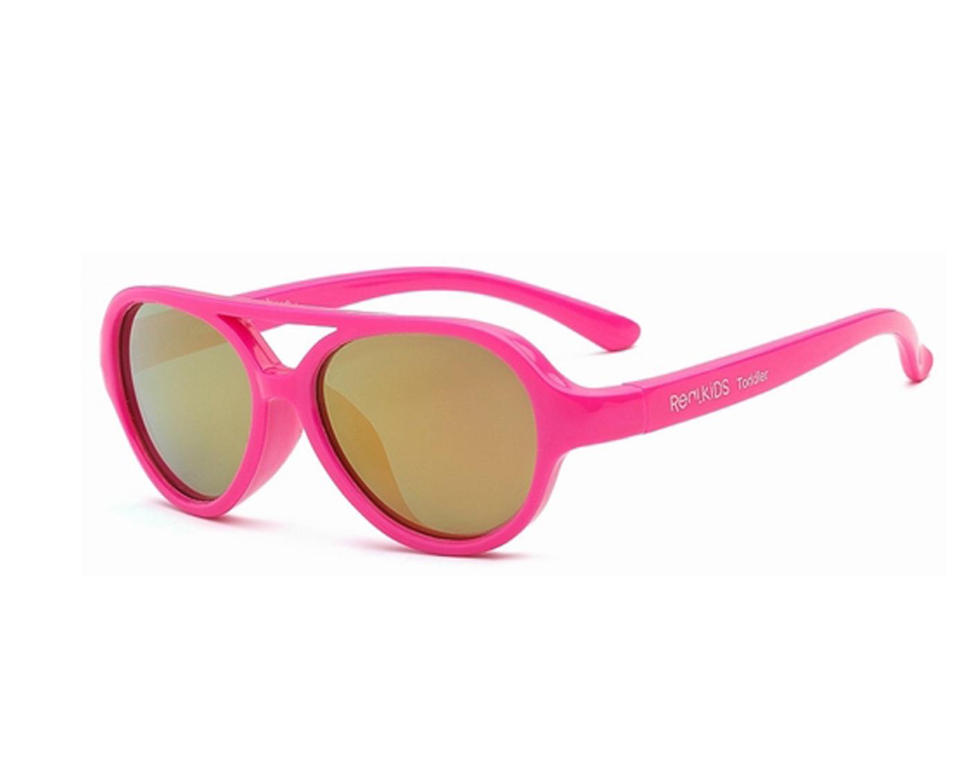 * Zonnebril 'Sky pink'