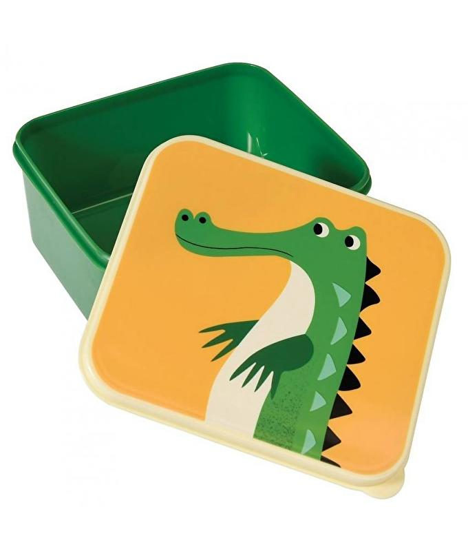"Lunchbox ""Crocodil"""