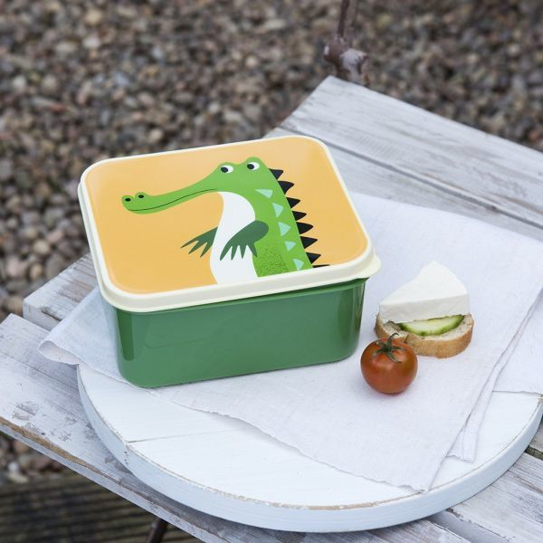 Lunchbox 'Crocodil' 3