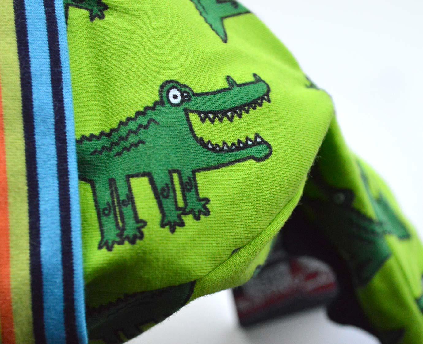 """Babymutsje """"Krokodil"""""""