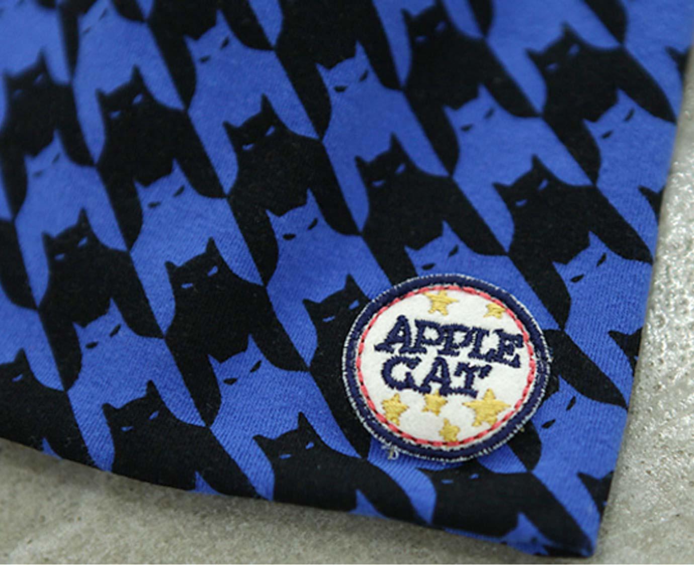 """Beanie """"Batman Blauw"""" kleur"""