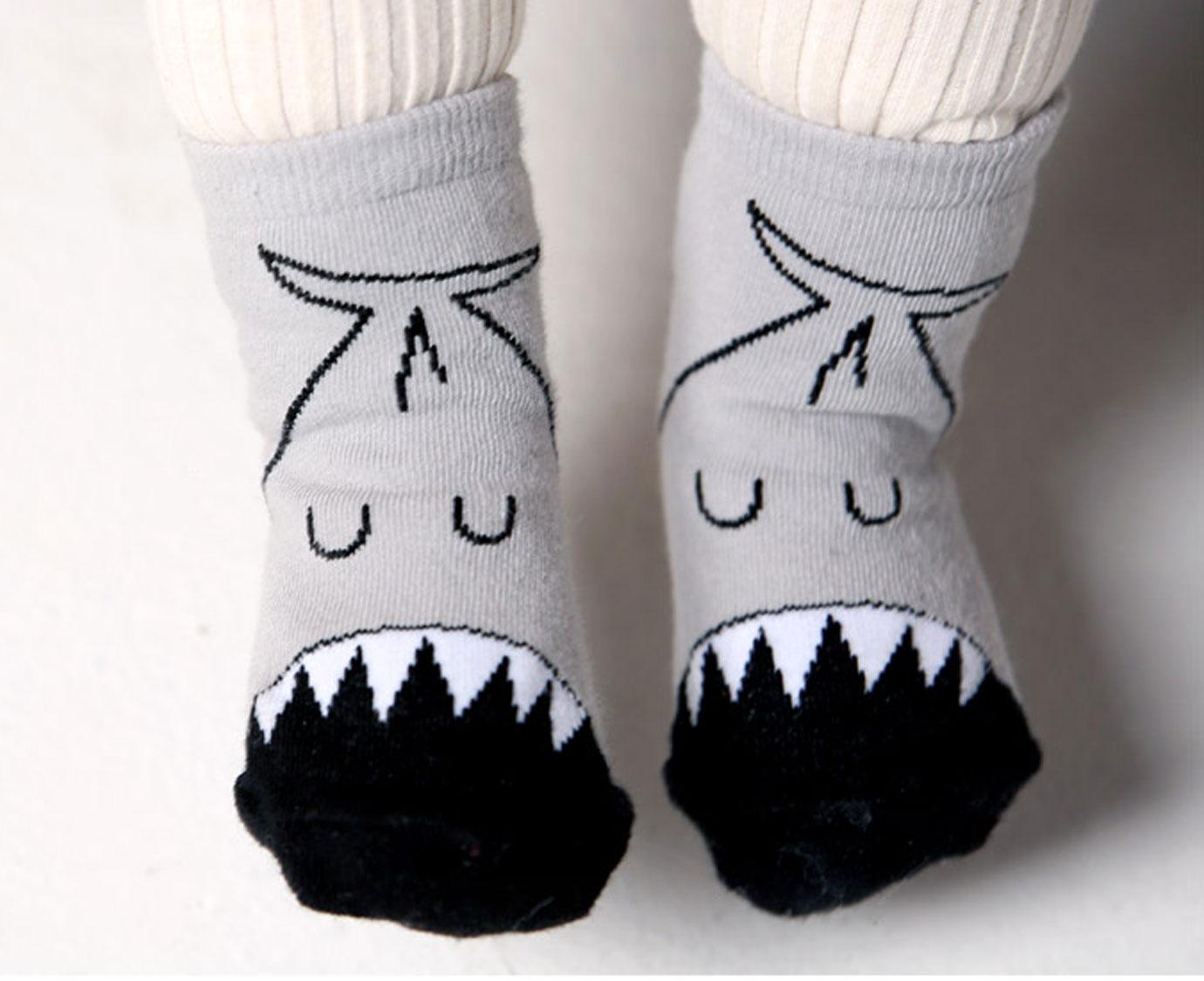 """Sokken """"Shark"""""""