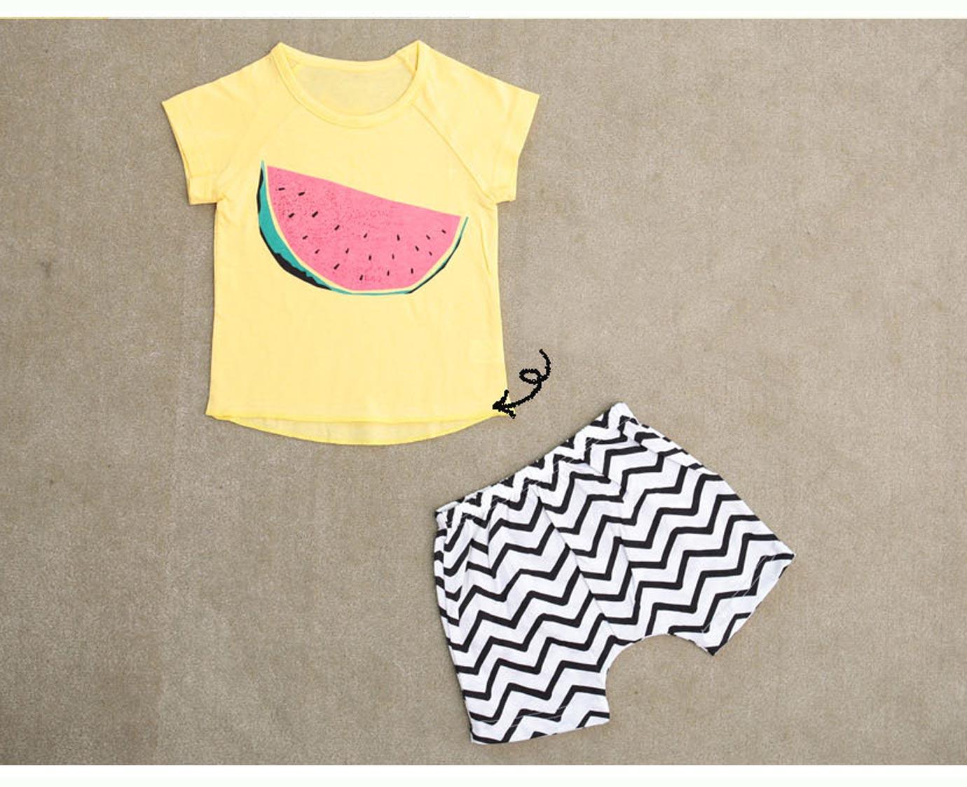 Zomerpyjama 'Watermelon'