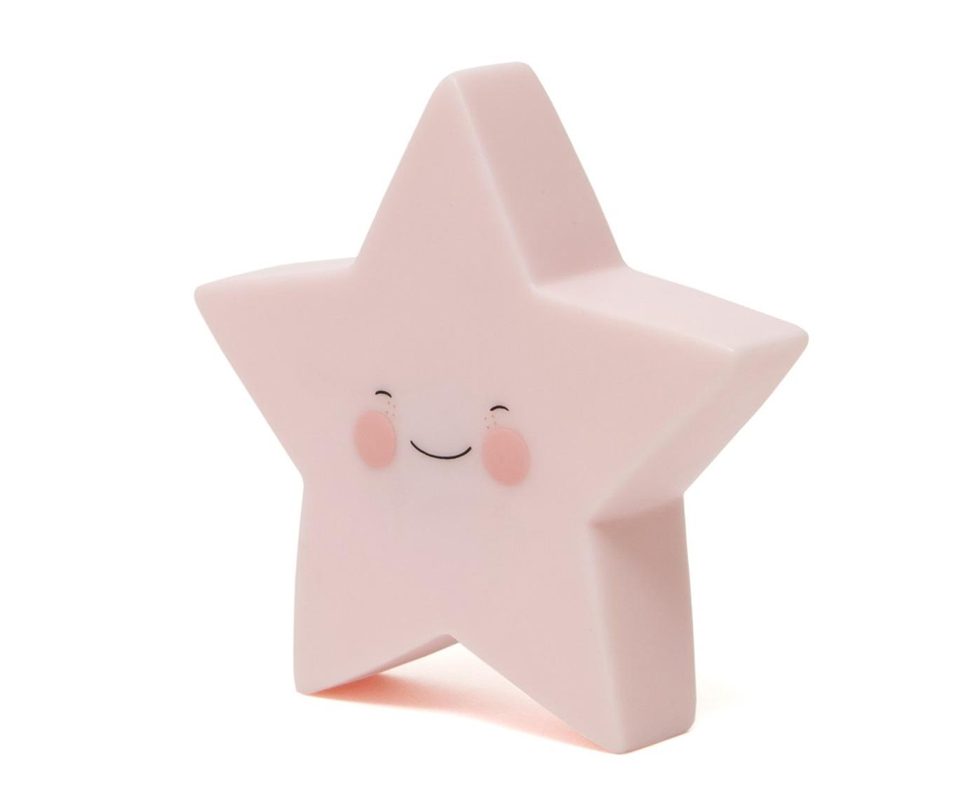 "* Nachtlampje ""Ster Pink"""