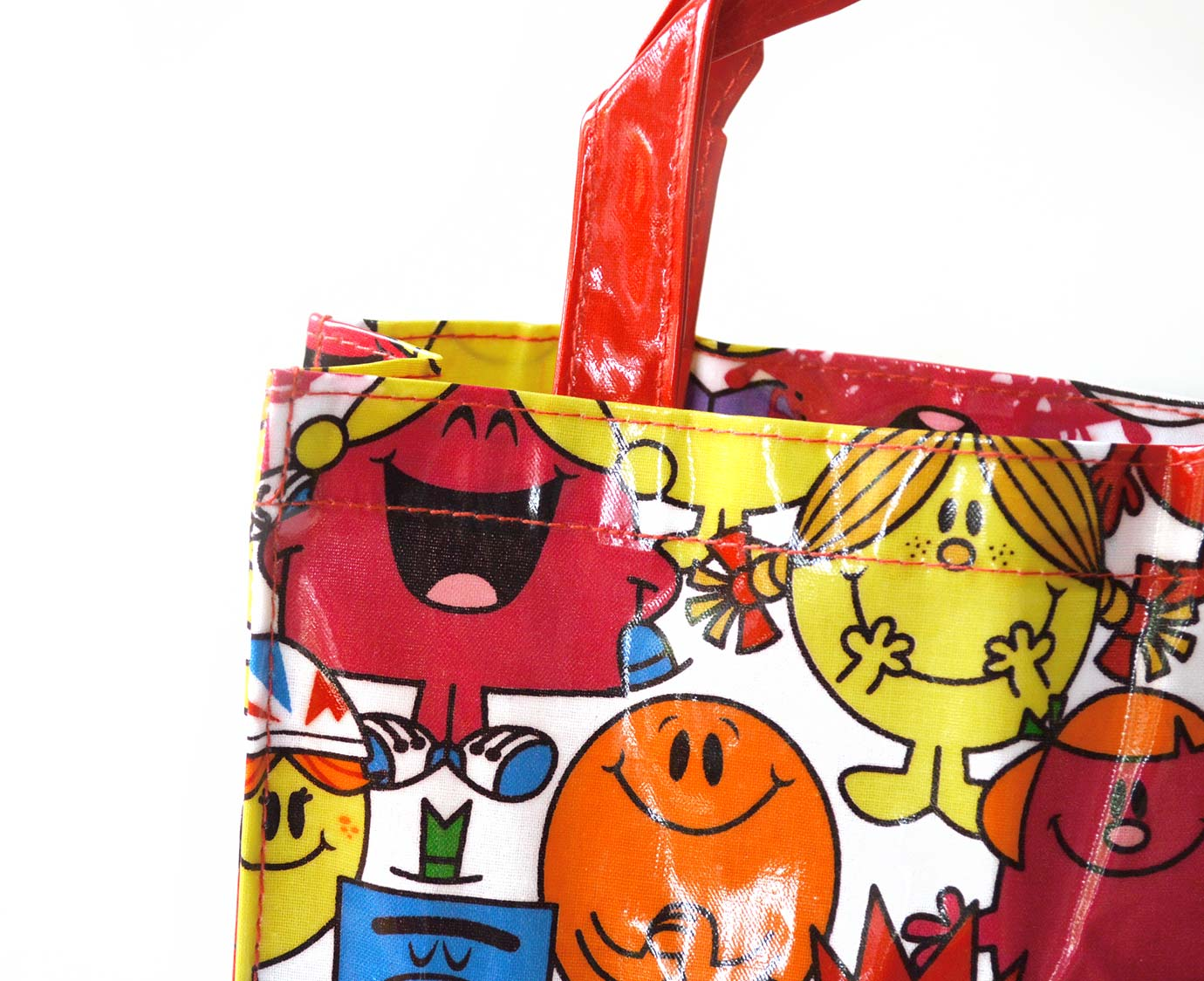 'Meneertje en mevrouwtje' tas