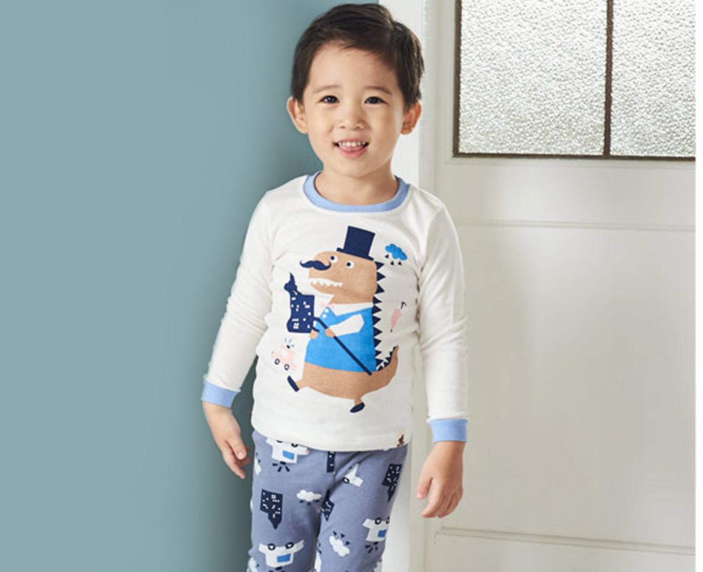 Pyjama 'Gentle Dino'
