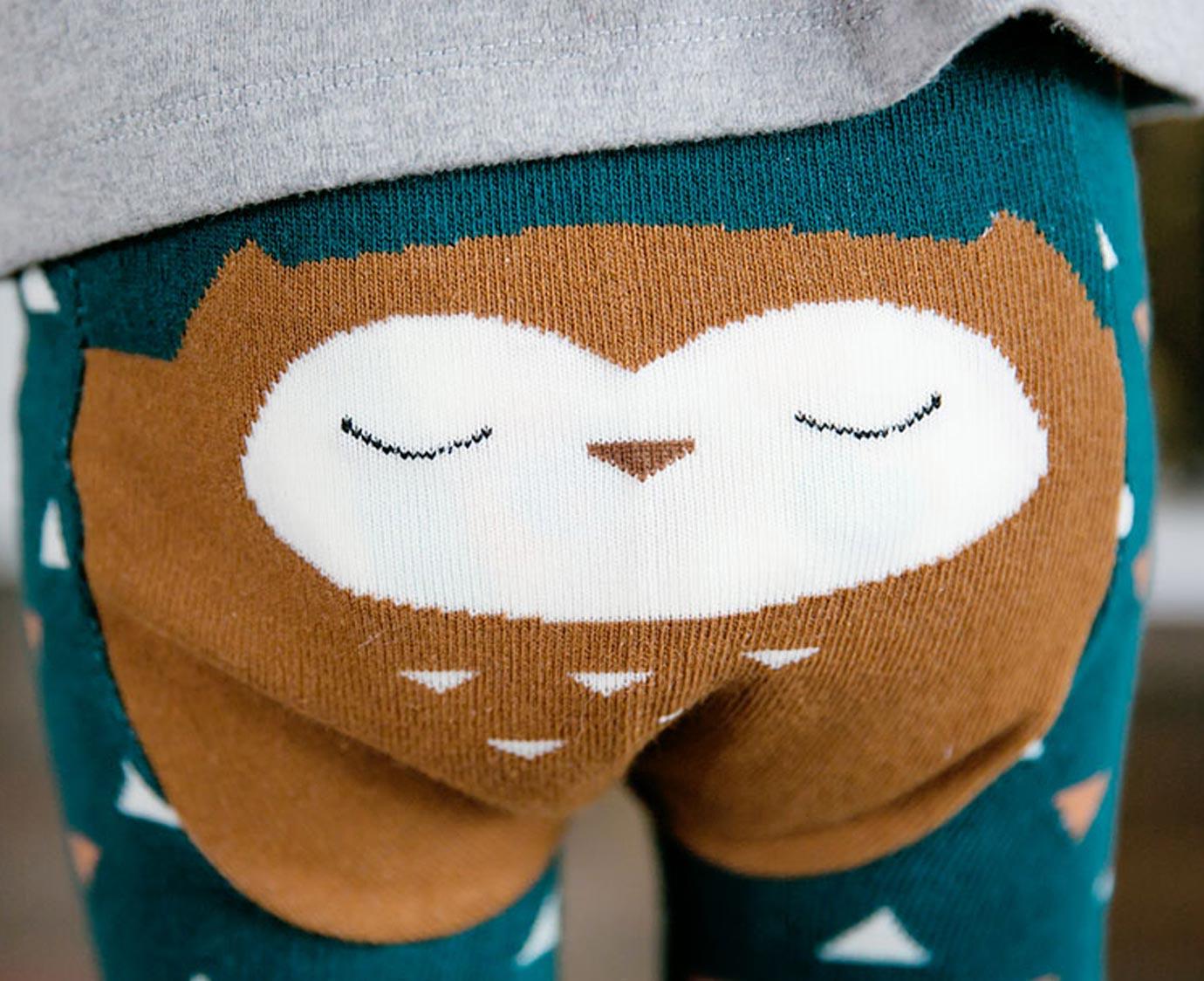 Bebezoo Legging 'Owl'