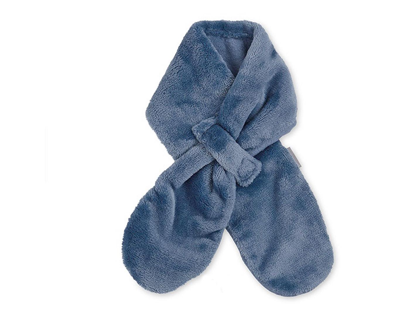 Sjaal 'Nacht blauw'
