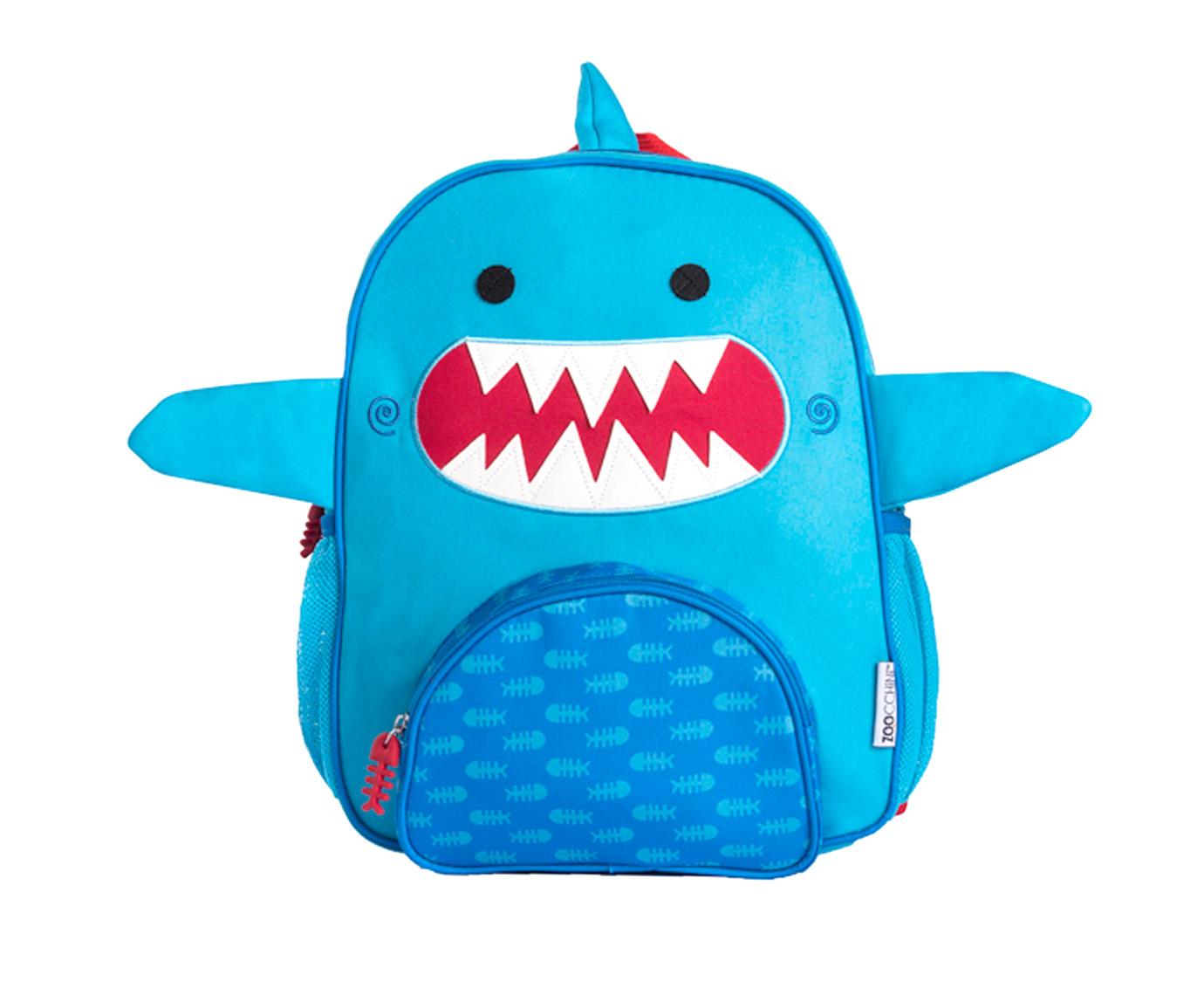 Rugzak 'Shark' kleur