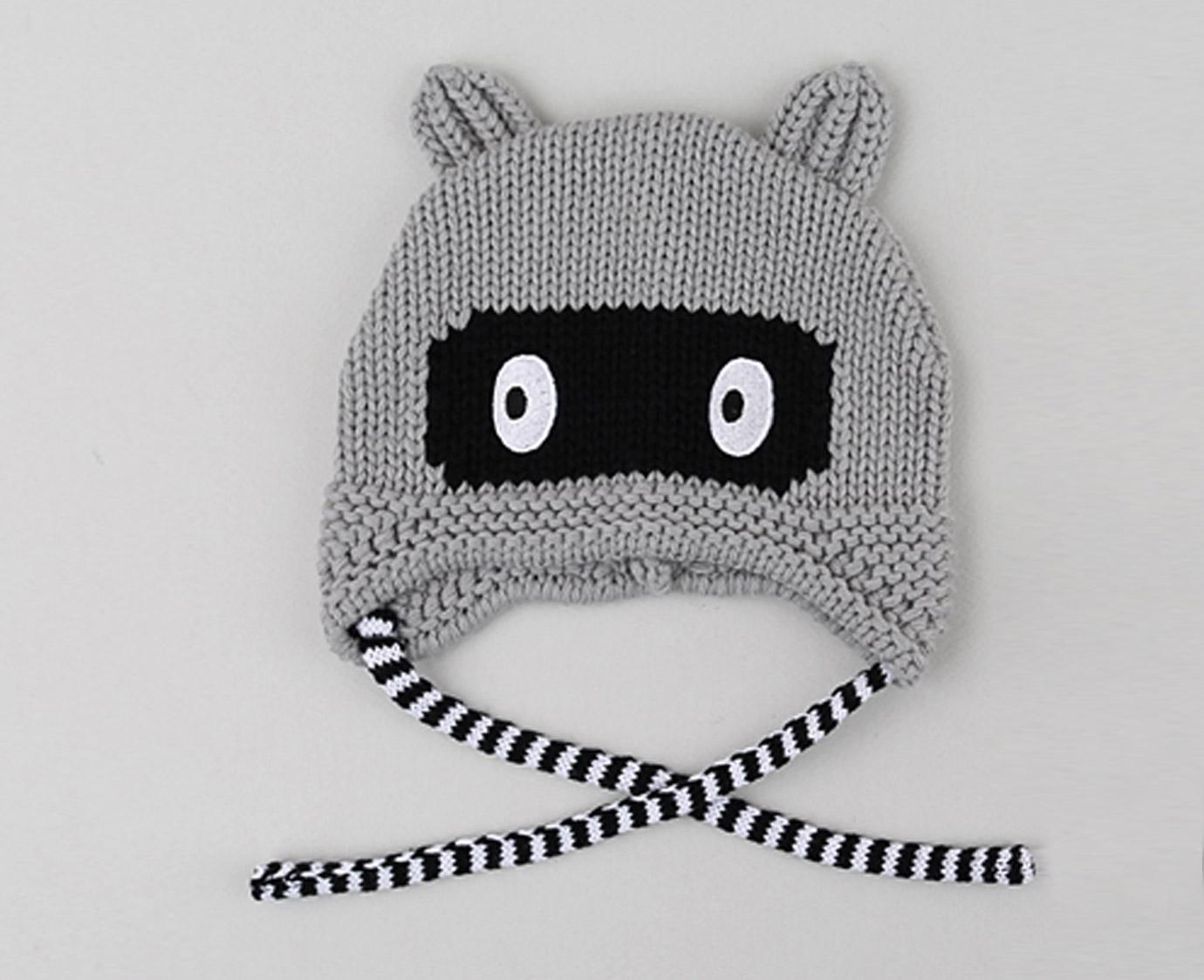 Muts 'Funky Raccoon Grey'