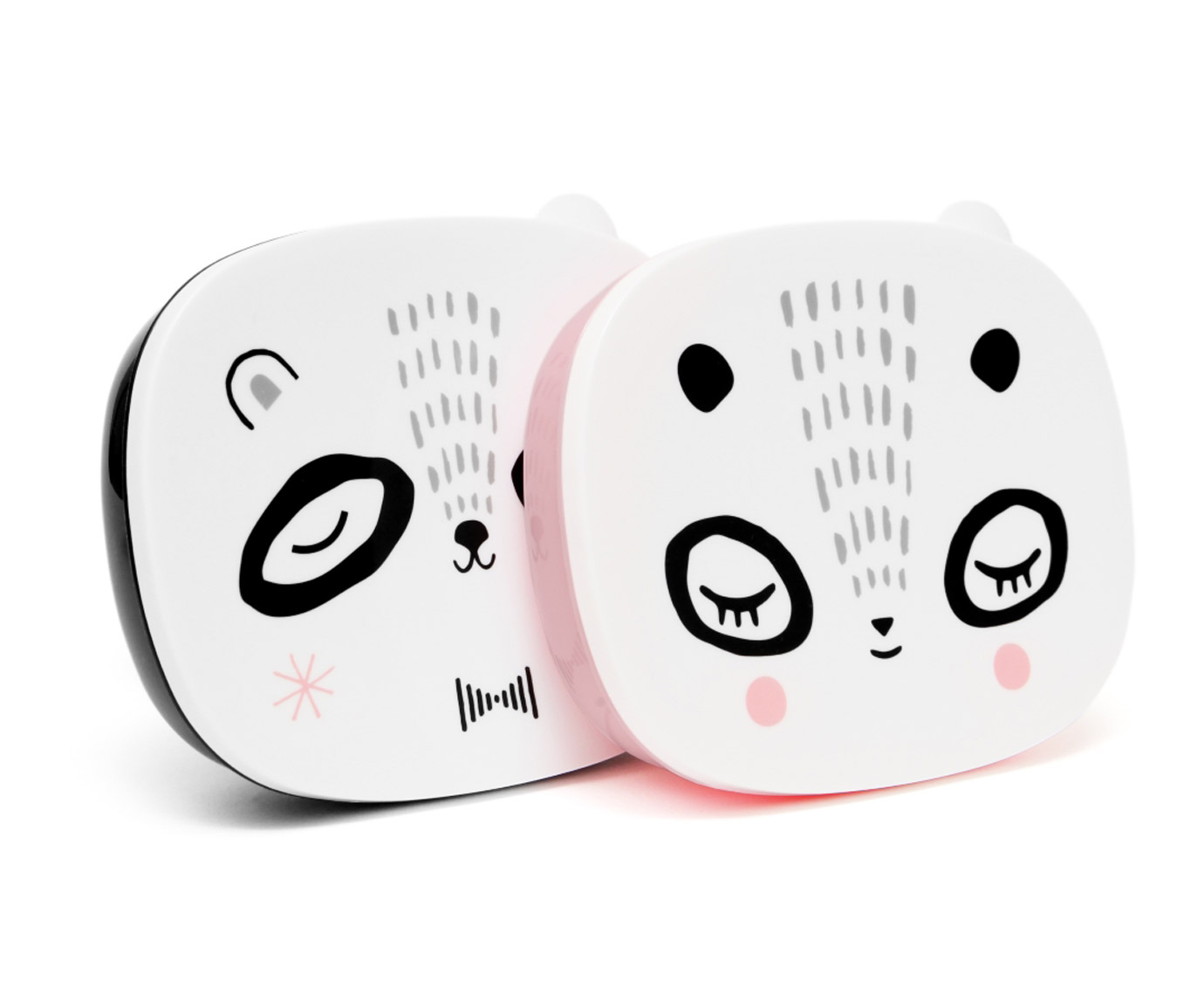 "Lunchbox ""Mr&Ms Panda"""