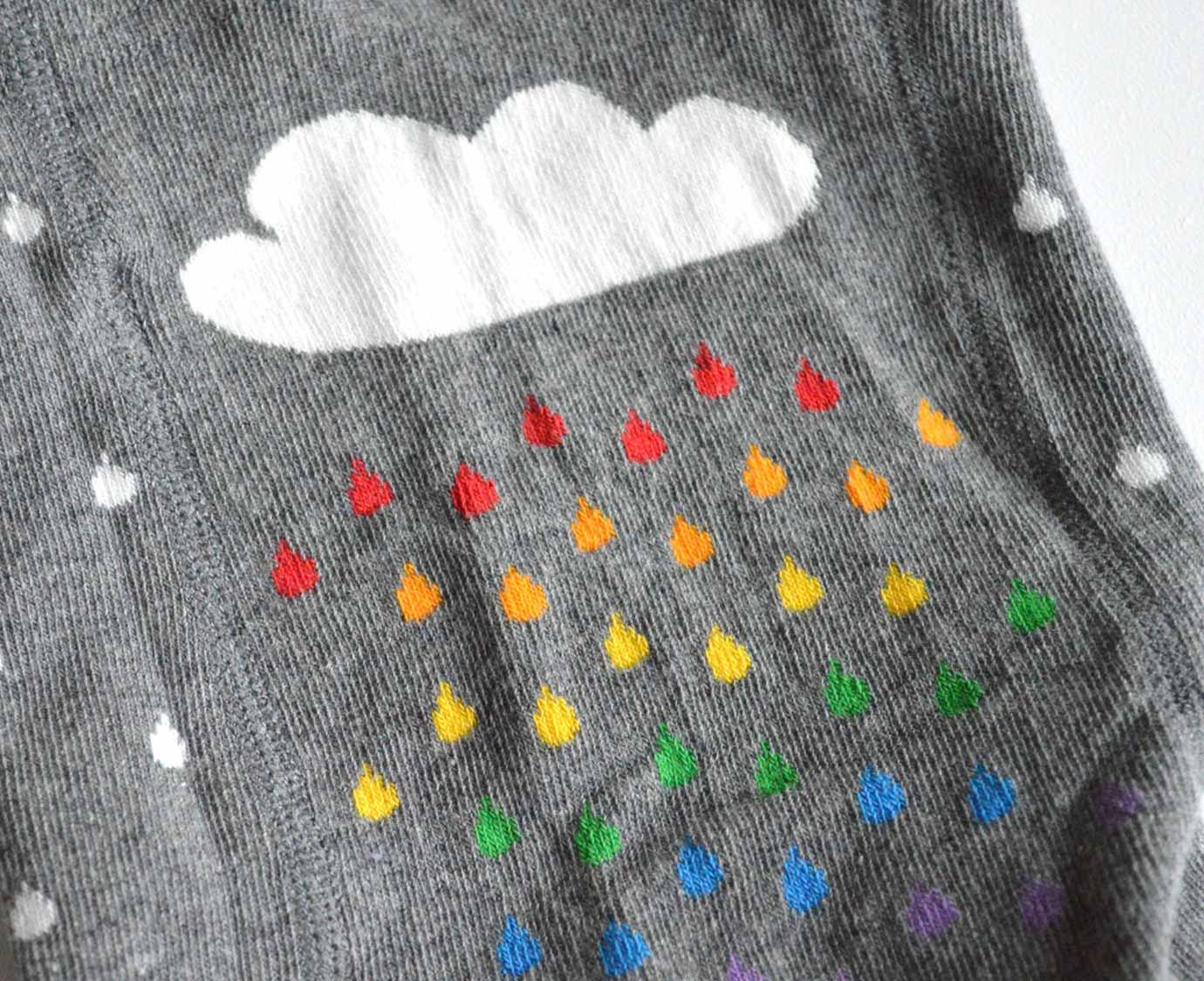 Kindermaillot 'wolken'