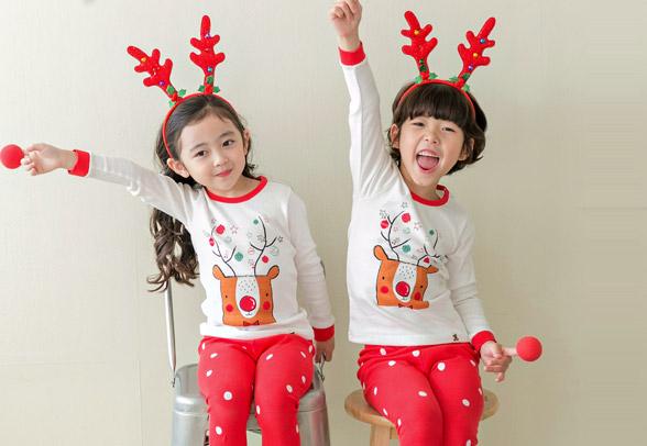 Pyjama 'Rudolph'