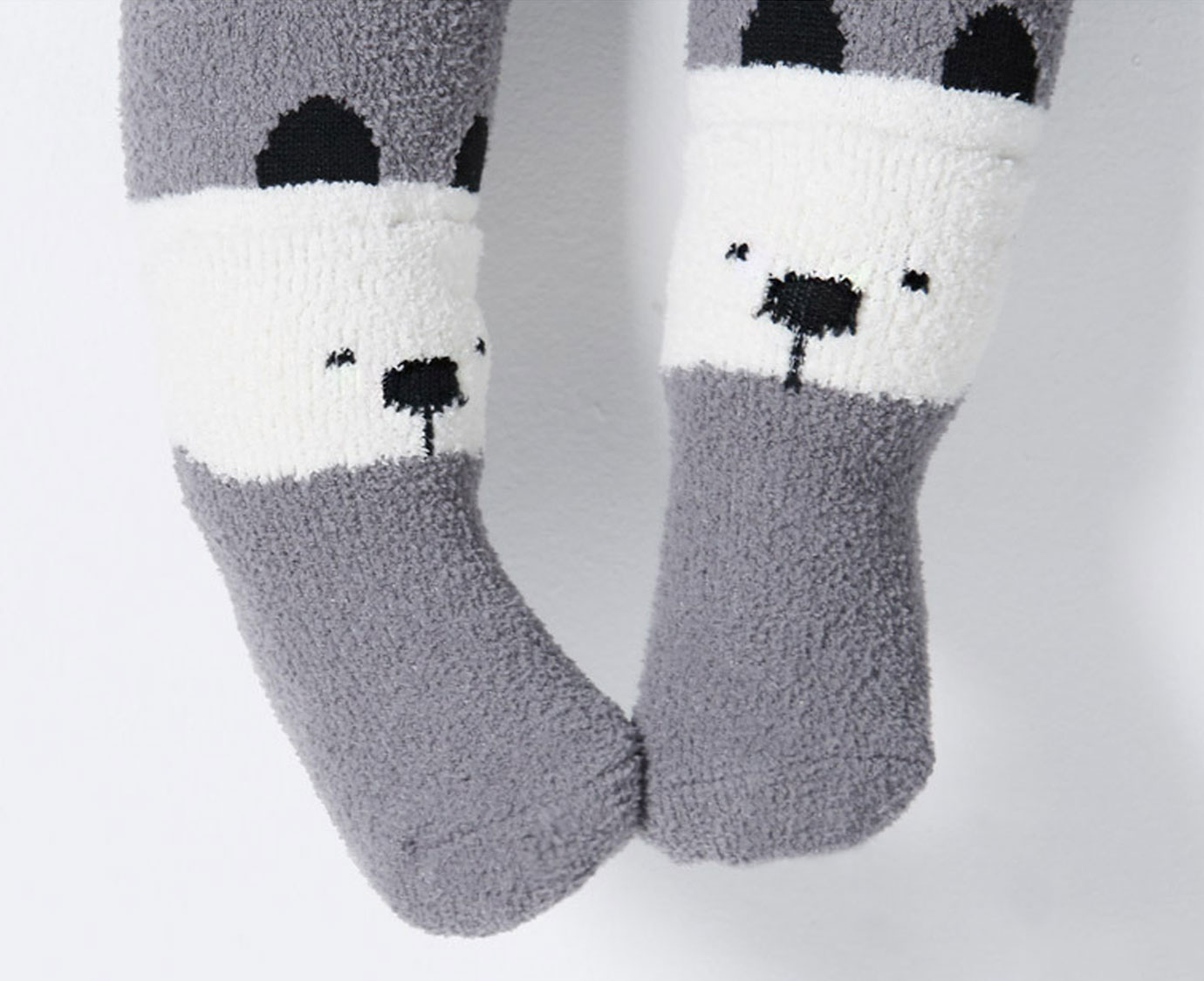 Legging 'Winter bear' kleur