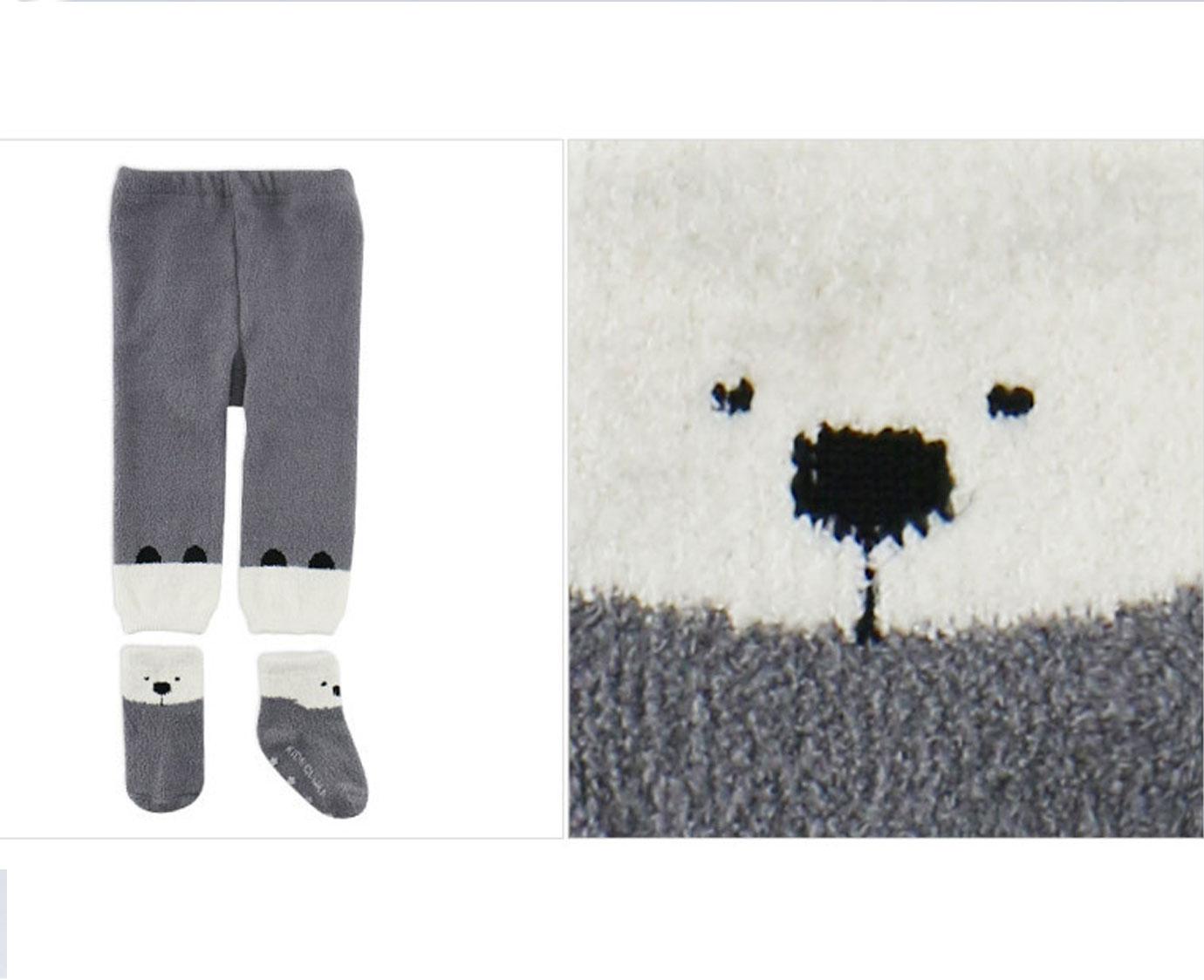 """Legging """"Winter bear"""""""