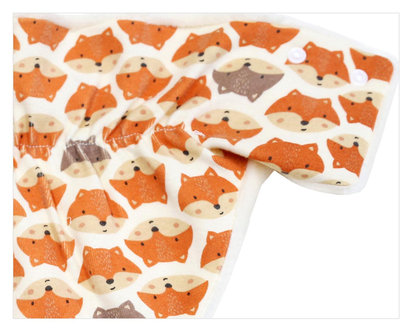Bandana/sjaal 'Fox'