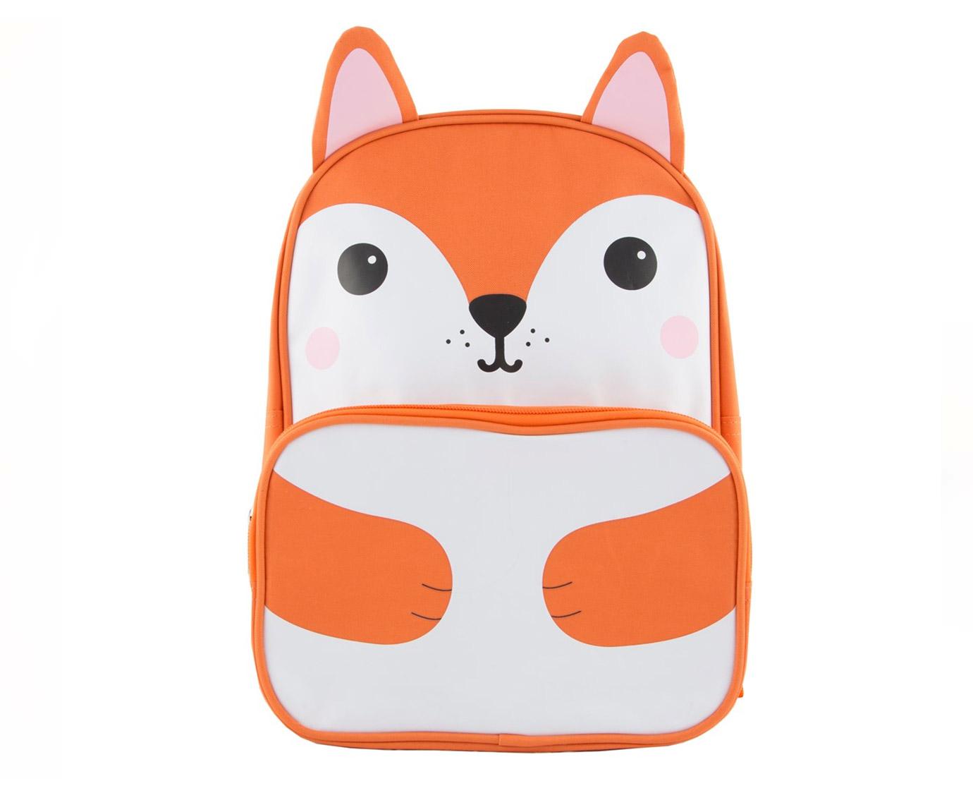 Rugzak 'Hiro Fox' kleur