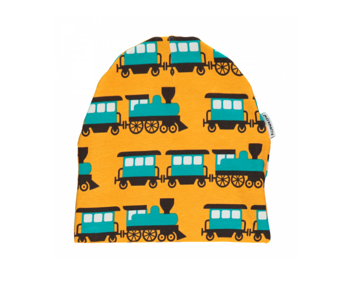 Beanie 'Train'' kleur