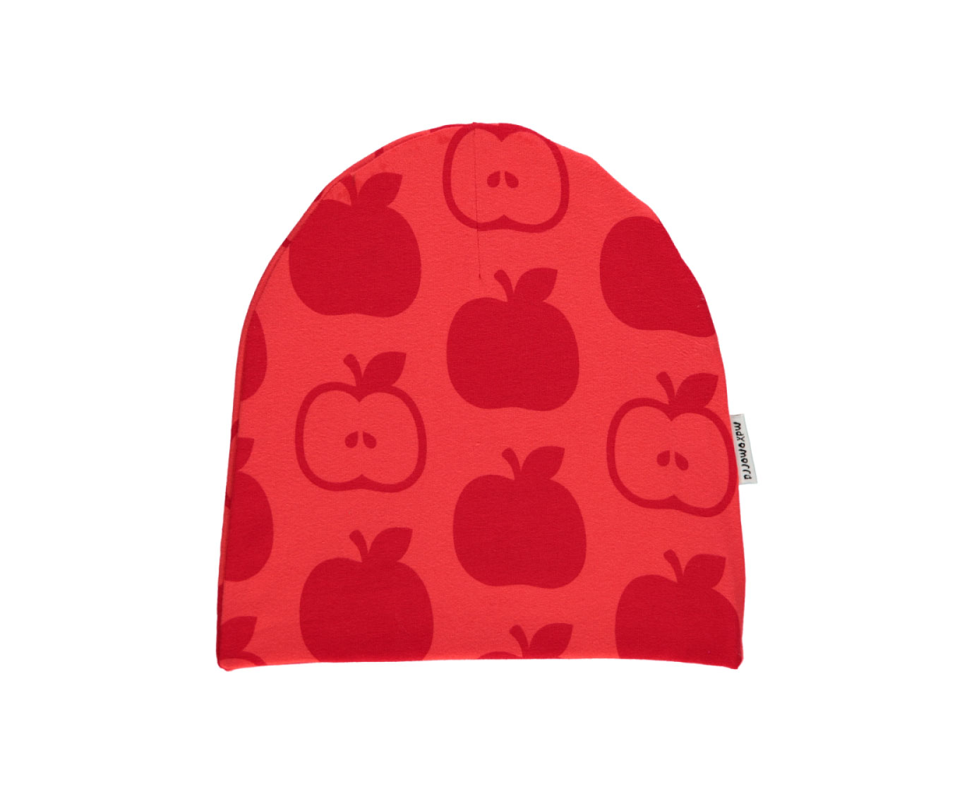 Beanie 'Apple Red' kleur