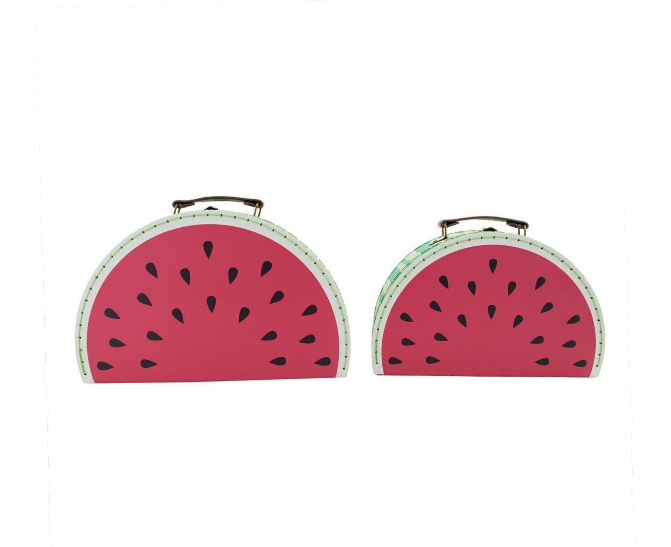 Koffer 'Watermeloen'