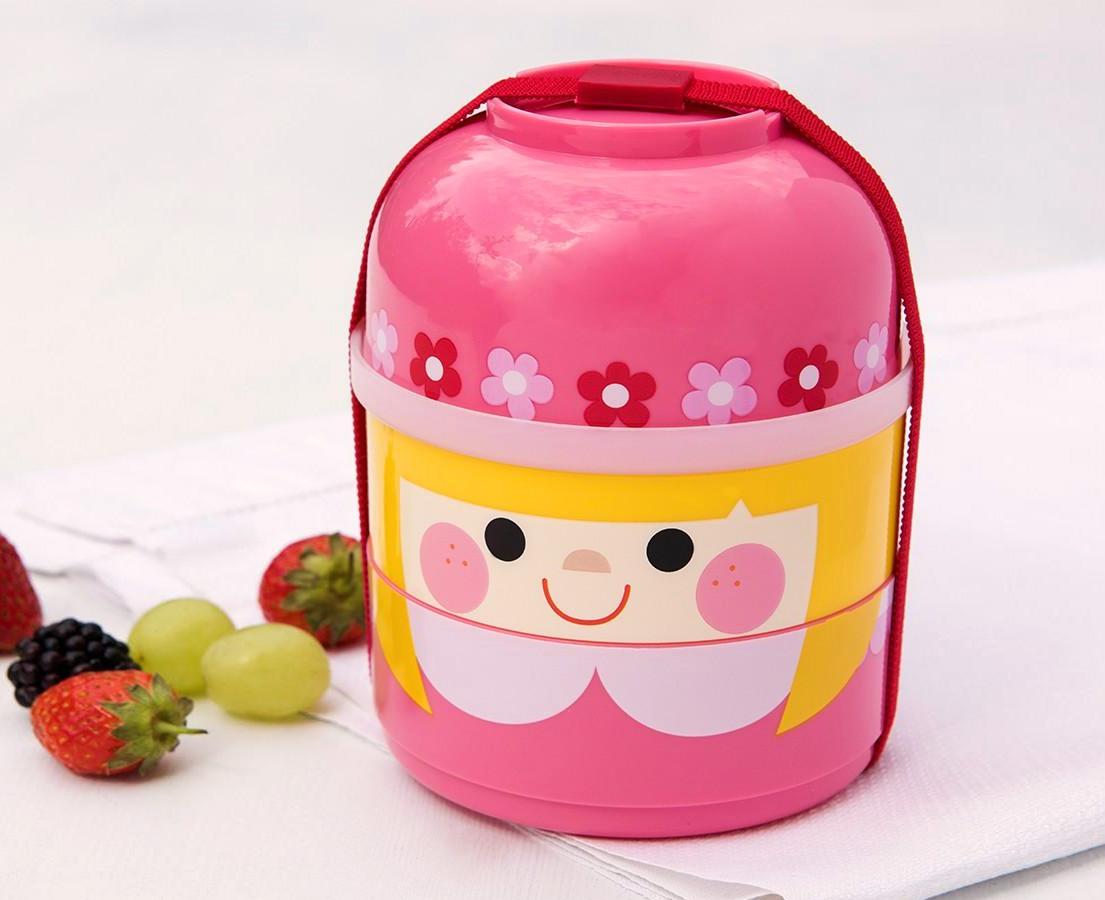 """Bento box """"Rosie"""" kleur"""