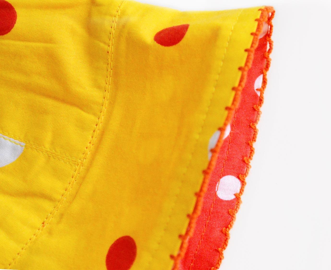 """Zonnehoedje """"Yellow Daisy"""""""