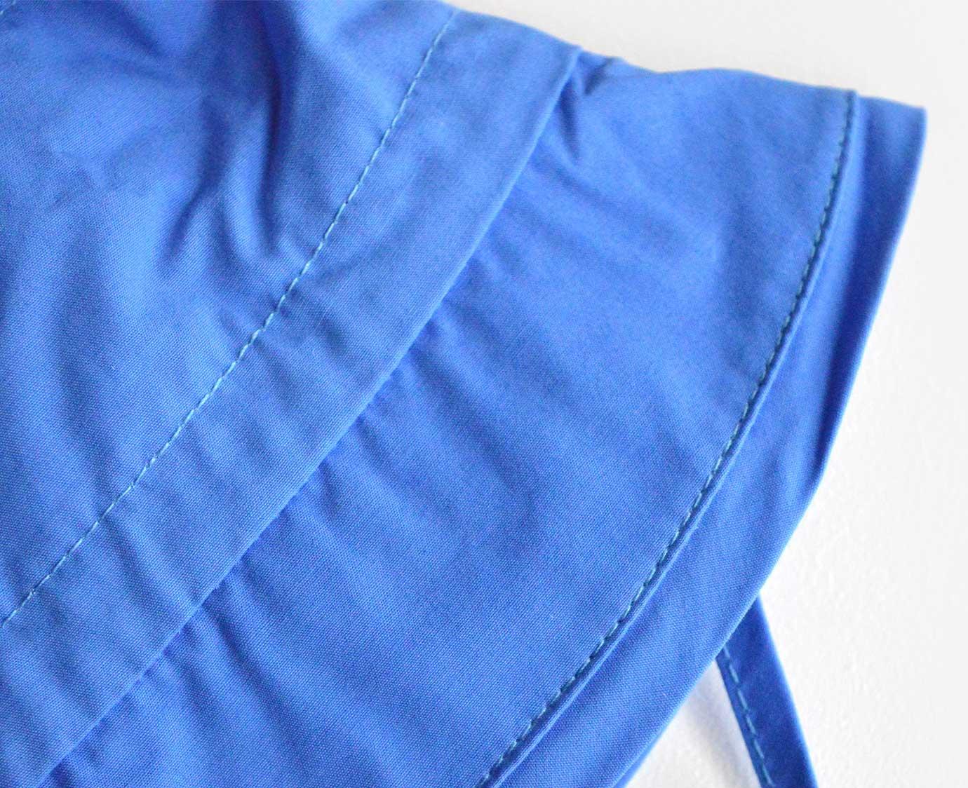 Zomerhoedje 'Blue'