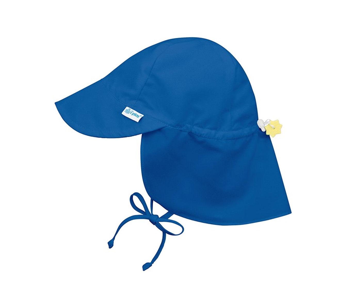 Zonnepetje 'Flap Royal blue' kleur