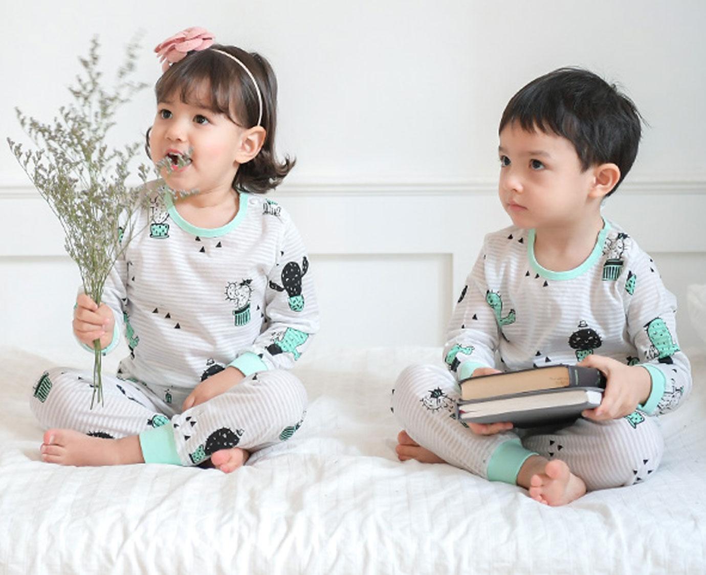 Pyjama 'Happy Cactus'
