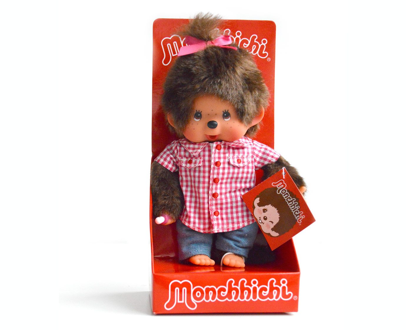 "Monchhichi ""Fashion Girl"" kleur"