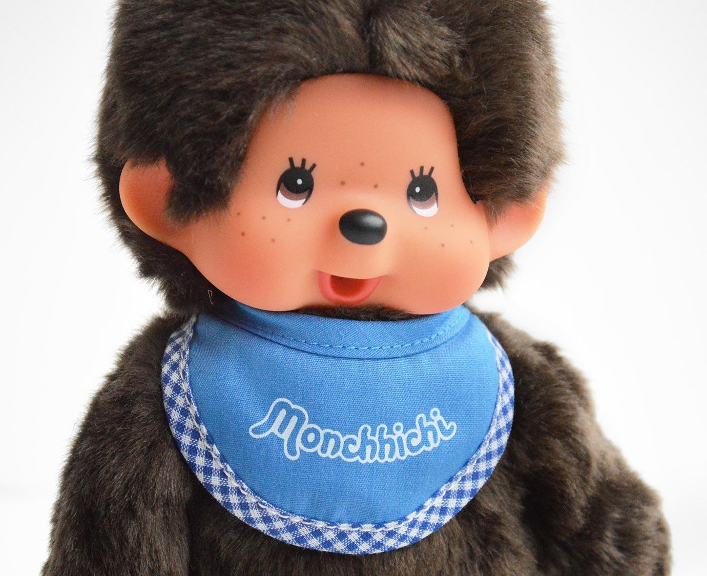"Monchhichi ""Slab blauw"""