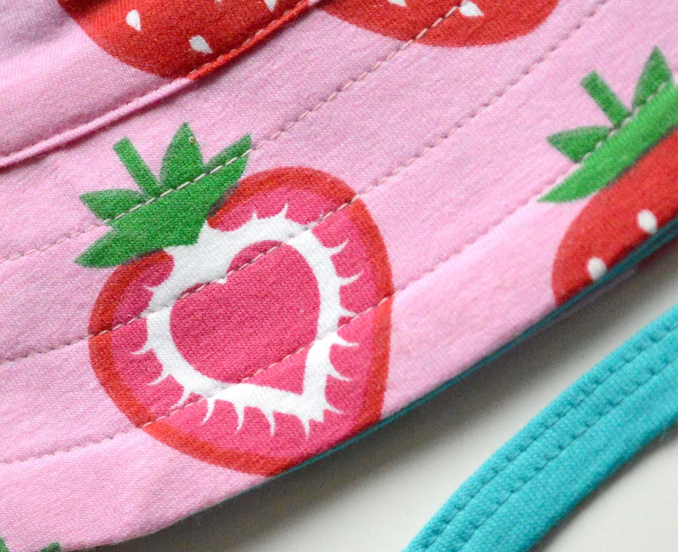 Zonnehoedje 'Strawberry'