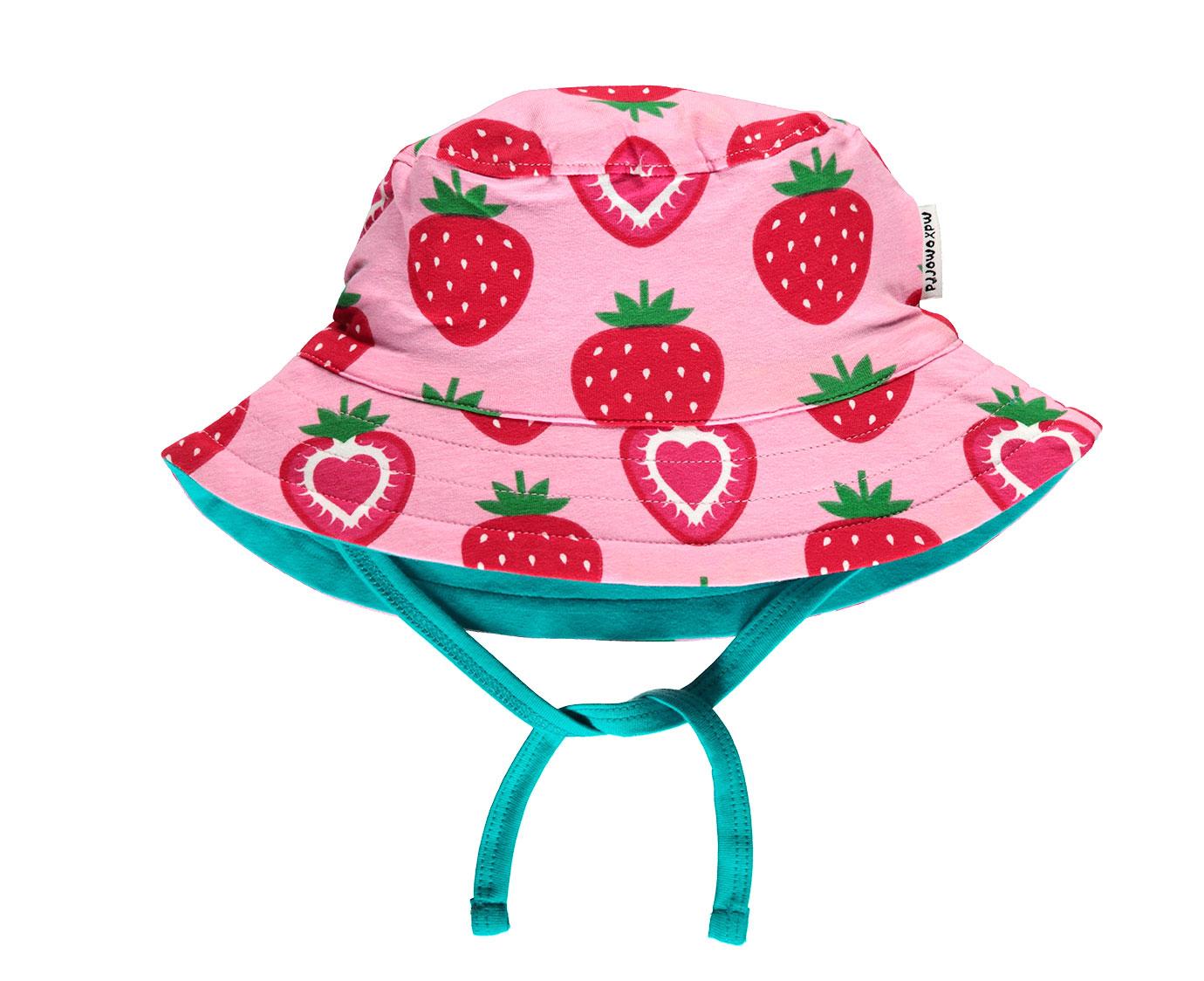 Zonnehoedje 'Strawberry' kleur