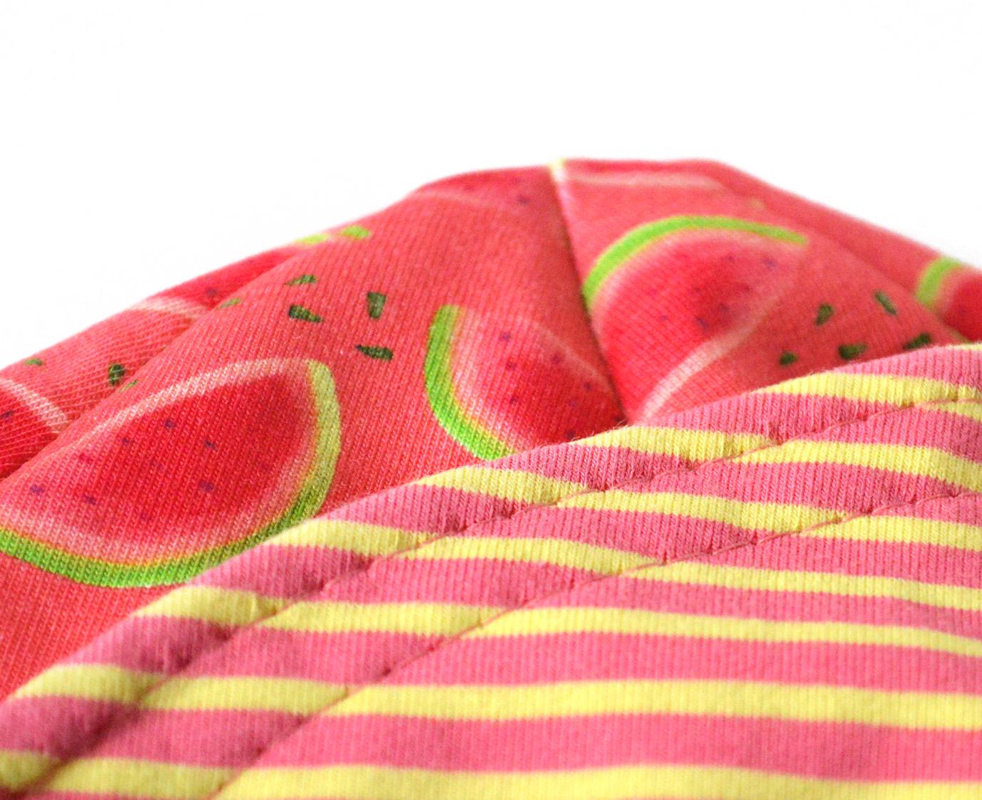 "Zomerhoedje ""Melon Pink"""